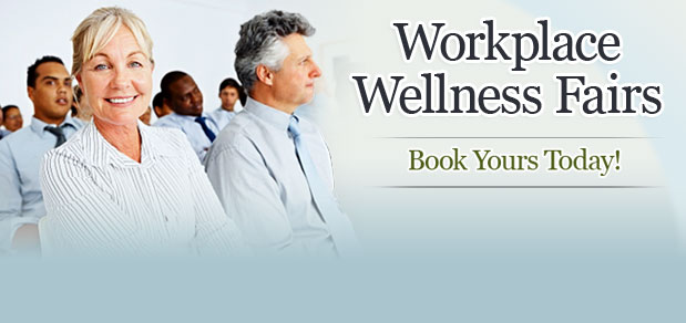 Workplace Wellness Fairs