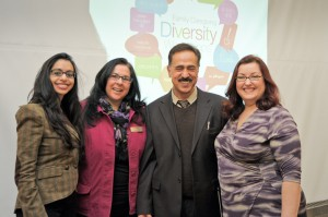 Diversity in Caregiving Speakers and Facilitator