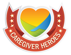 Caregiver Heroes Logo