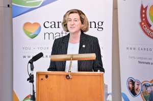 Dr. Helena Jaczek, MPP Oak Ridges-Markham
